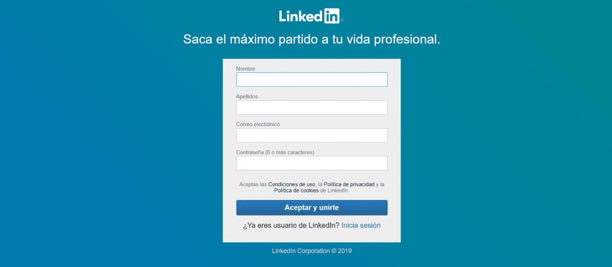 Guia de Linkedin para profesionales